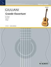 Grande Overture Op. 61: Guitar