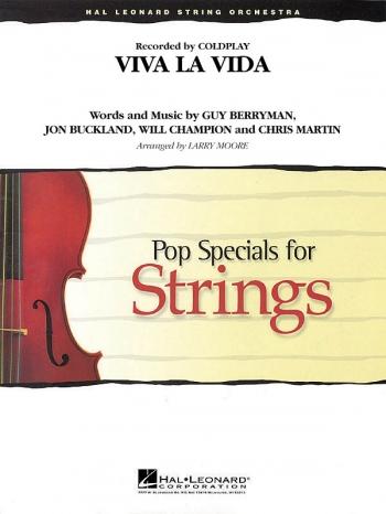 Viva La Vida: Coldplay String Orchestra: Pop Specials: Sc&Pts