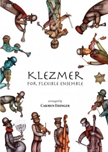 Klezmer For Ensemble: Score And Parts