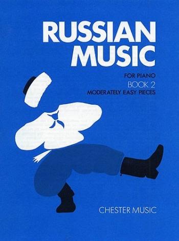 Russian Music For Piano: Book 2