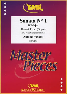 Sonata No 1: Bb Major: Horn & Piano