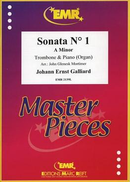 Sonata No 1: A Minor: Trombone & Piano