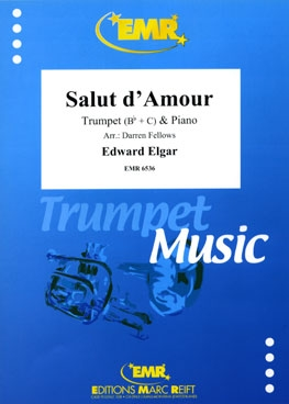 Salut Damour: E Major: Op12: Violin And Piano