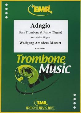 Adagio Bass Trombone & Piano