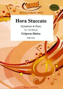 Hora Staccato: Xylophone & Piano