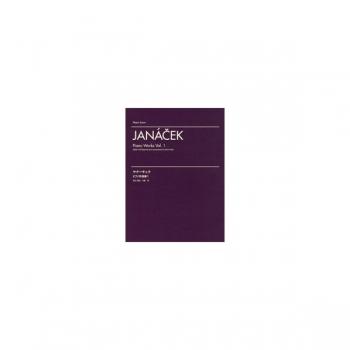Janacek Piano Works Vol 1 (Naito)