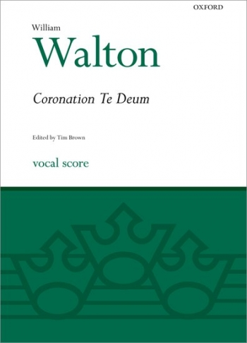 Coronation Te Deum: Vocal Score (2nd Edition)