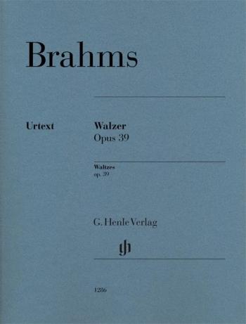 Waltzes Op39: Piano (Henle)