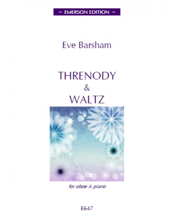 Threnody And Waltz: Oboe And Piano