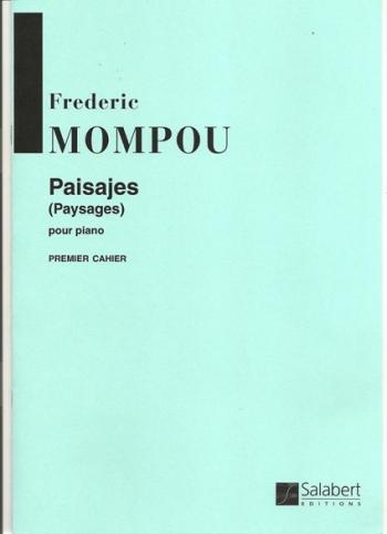 Paisajes: Vol. 1: Piano