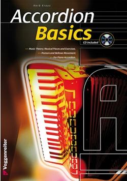 Accordion Basics: Tutor: Book And Cd (kraus)