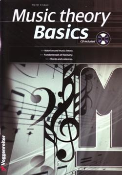 Music Theory Basics: Tutor: Book & Cd