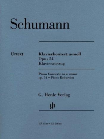 Concerto: A Minor: Op54: Piano (Henle)