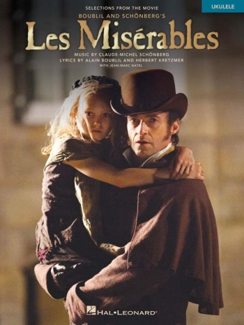 Les Miserables (Selections From The Movie)  Ukulele Top Line Lyrics And Chords