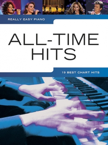 Really Easy Piano: All-Time Hits: Piano