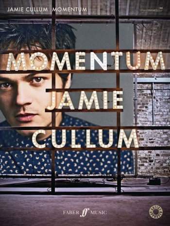 Jamie Cullum: Momentum: Piano Vocal Guitar