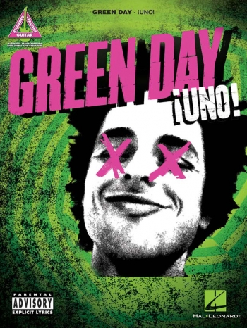 Green Day: Uno! Recorded Guitar Version