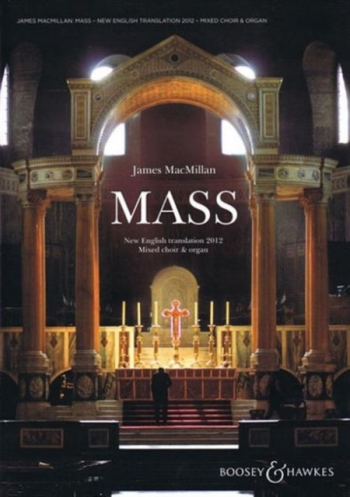 Mass: Mixed Choir (SATB) And Organ - English