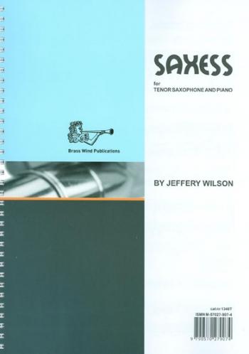 Saxess: Tenor Saxophone & Piano