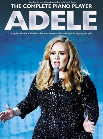 Complete Piano Player Adele: Piano