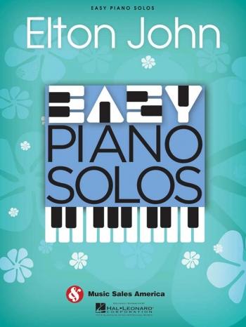 Easy Piano Solos: Elton John: Piano Solo