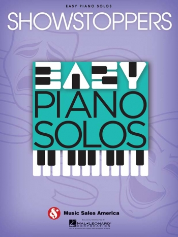 Easy Piano Solos: Showstoppers: Piano Solo