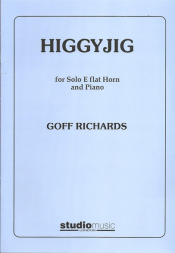 Higgyjig Tenor Horn: Eb Instruments (Richards, Goff)