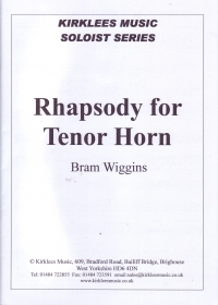 Rhapsody For Tenor Horn & Piano