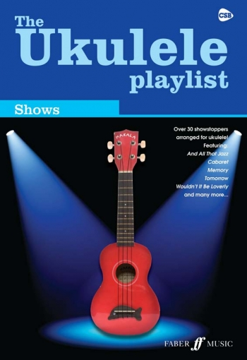 Ukulele Playlist: Shows: Arranged For Ukulele
