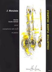 Petite Suite Latine: Alto Sax & Piano
