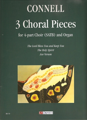 3 Choral Pieces: SATB & Organ