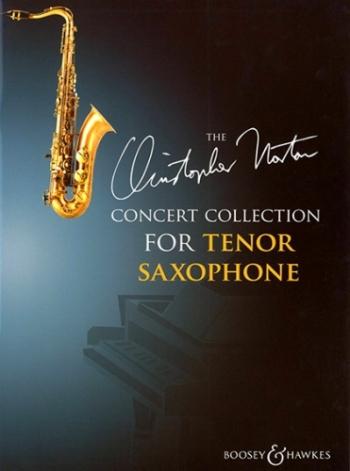 Concert Collection: Tenor Saxophone & Piano (Christopher Norton)