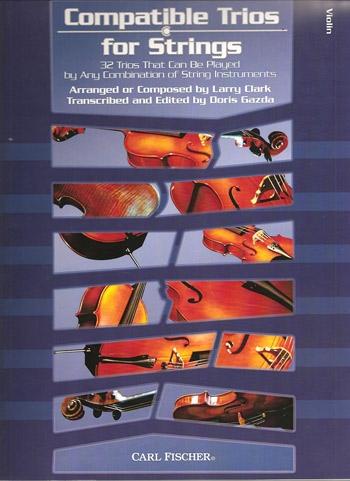 Compatible Trios For Strings: Violin