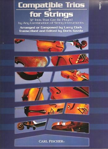 Compatible Trios For Strings: Cello
