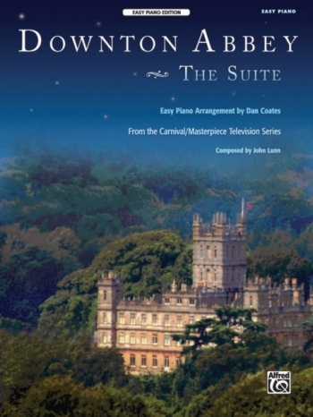 Downton Abbey: The Suite: Easy Piano