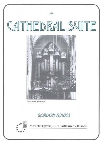 Cathedral Suite For Organ