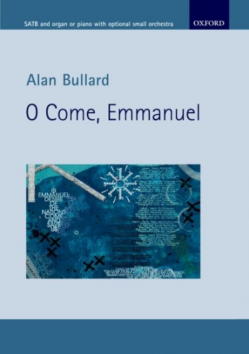 O Come Emmanuel: Vocal Score: SATB & Organ/Piano