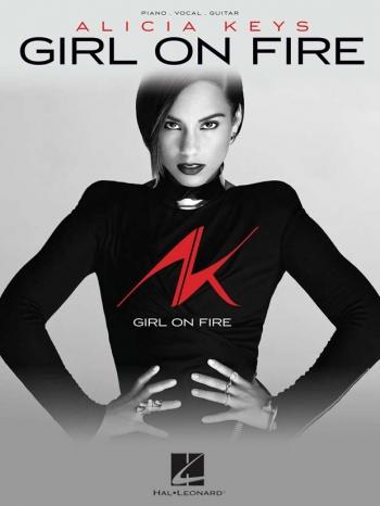Alicia Keys: Girl On Fire: Piano Vocal Guitar