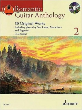 Romantic Guitar Anthology: Vol.2: 30 Original Works