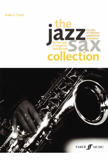 The Jazz Sax Collection (Alto Or Baritone) (Instrumental Solo & Piano Accompaniment)