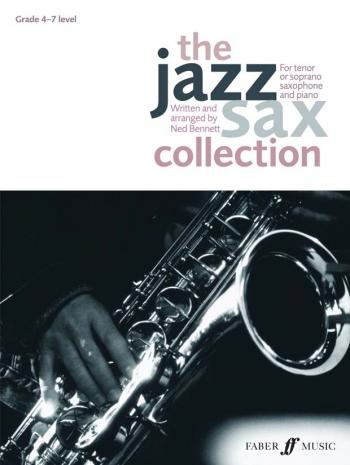 The Jazz Sax Collection (Soprano Or Tenor) (Instrumental Solo & Piano Accompaniment)