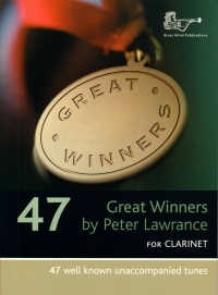 Great Winners For Clarinet: Clarinet Part