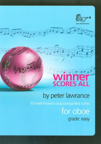 Winner Scores All: Oboe Part  (Lawrance)