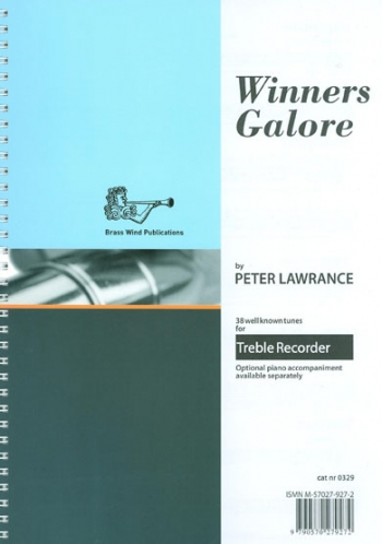 Winners Galore: Treble Recorder