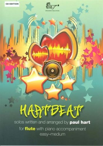 Hartbeat: Flute And Piano: Easy-Medium Book & CD