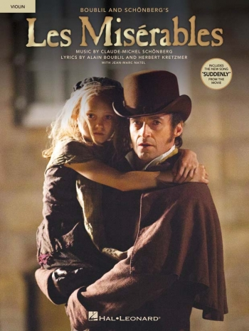 Les Miserables: Solos From The Movie: Violin Solo