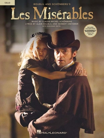 Les Miserables: Solos From The Movie: Cello Solo