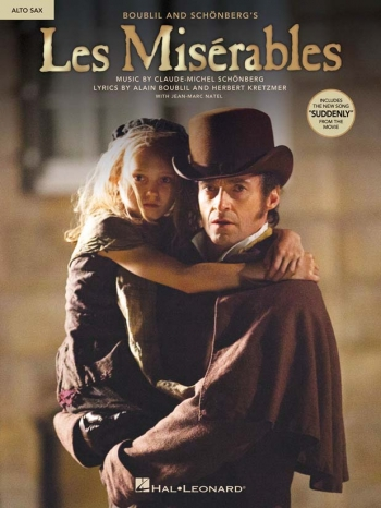 Les Miserables: Solos From The Movie: Alto Saxophone Solo