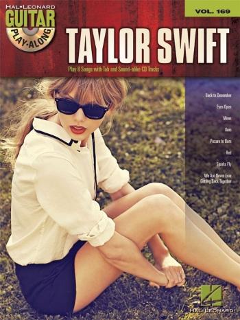 Guitar Play Along Series: Vol 169: Taylor Swift: Acoustic Guitar: Bk&cd