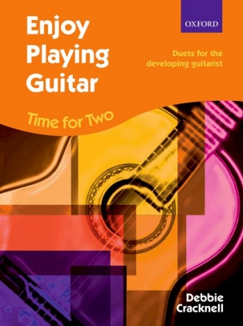 Enjoy Playing The Guitar: Time For Two: 19 Duets: Book & Cd